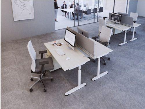 OKA Jump 2.0 höhenverstellbarer Tisch