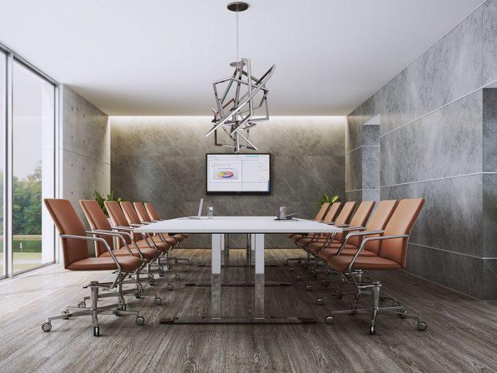 OKA Meeting Tisch Besprechungstisch