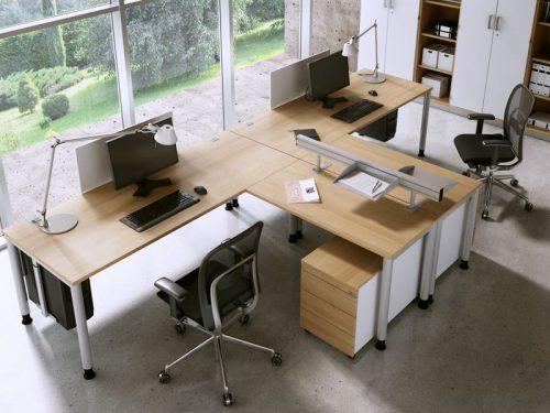OKA Simply Arbeitstisch Tischsystem