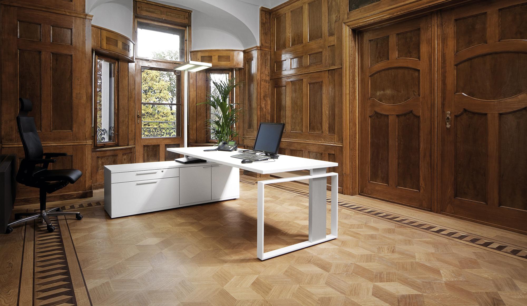 Home Office iMOVE-F Arbeitstisch Schreibtisch