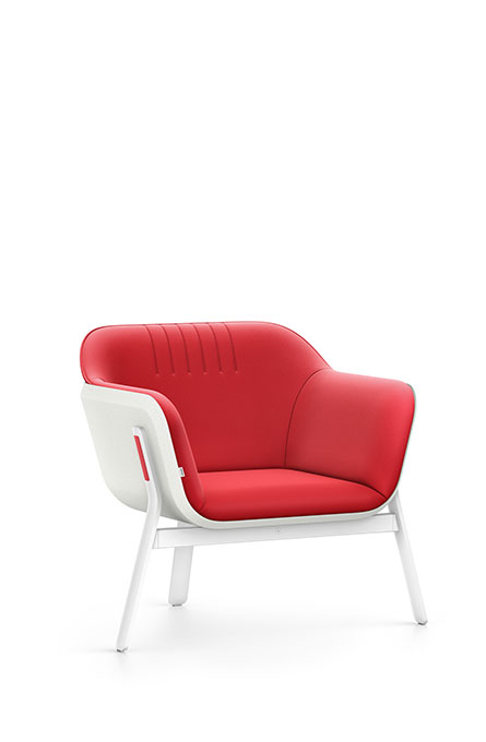 Interstuhl HUB HU132 Sessel Lounge Wartebereich