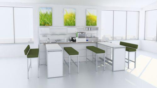 KLAIN Kommunikation Bewirtung Lounge Catering