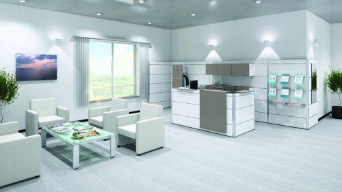 KLAIN Multiwa Empfang Küche